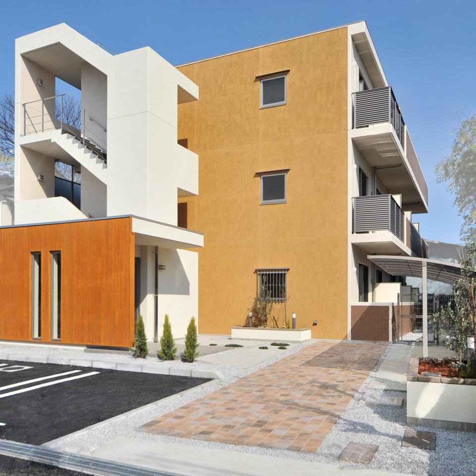 入居率98%のアパート・マンションのイメージ
