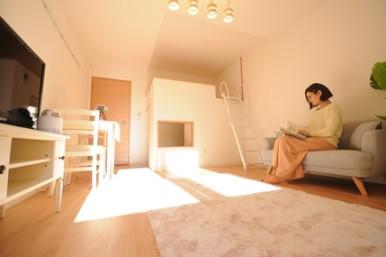 川木建設のルネスマンション モデルルーム