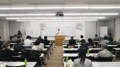 川木建設 資産活用大学 小江戸塾セミナー 講師 岡本誠司氏
